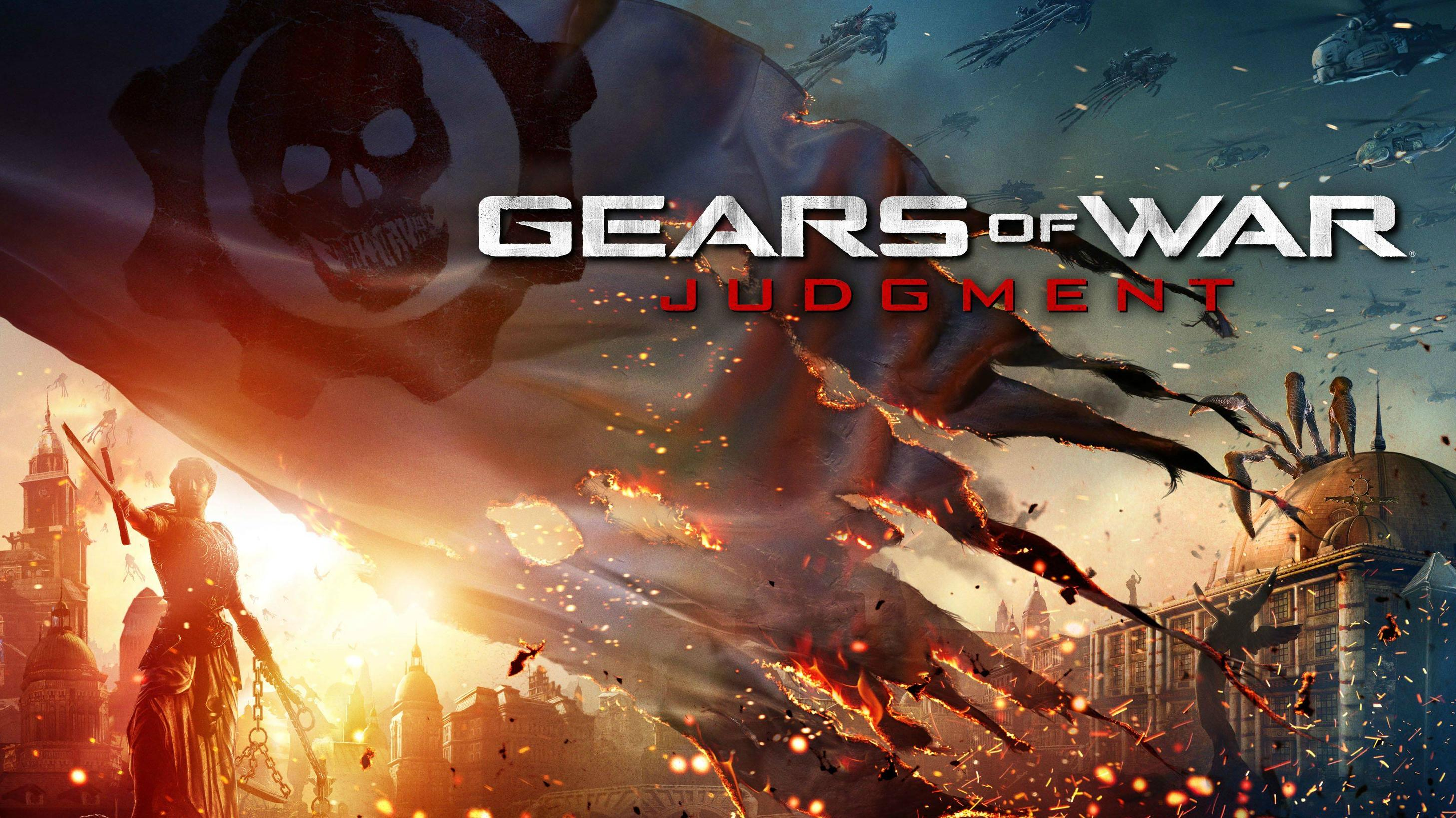 Gears of War Judgement wallpaper 1