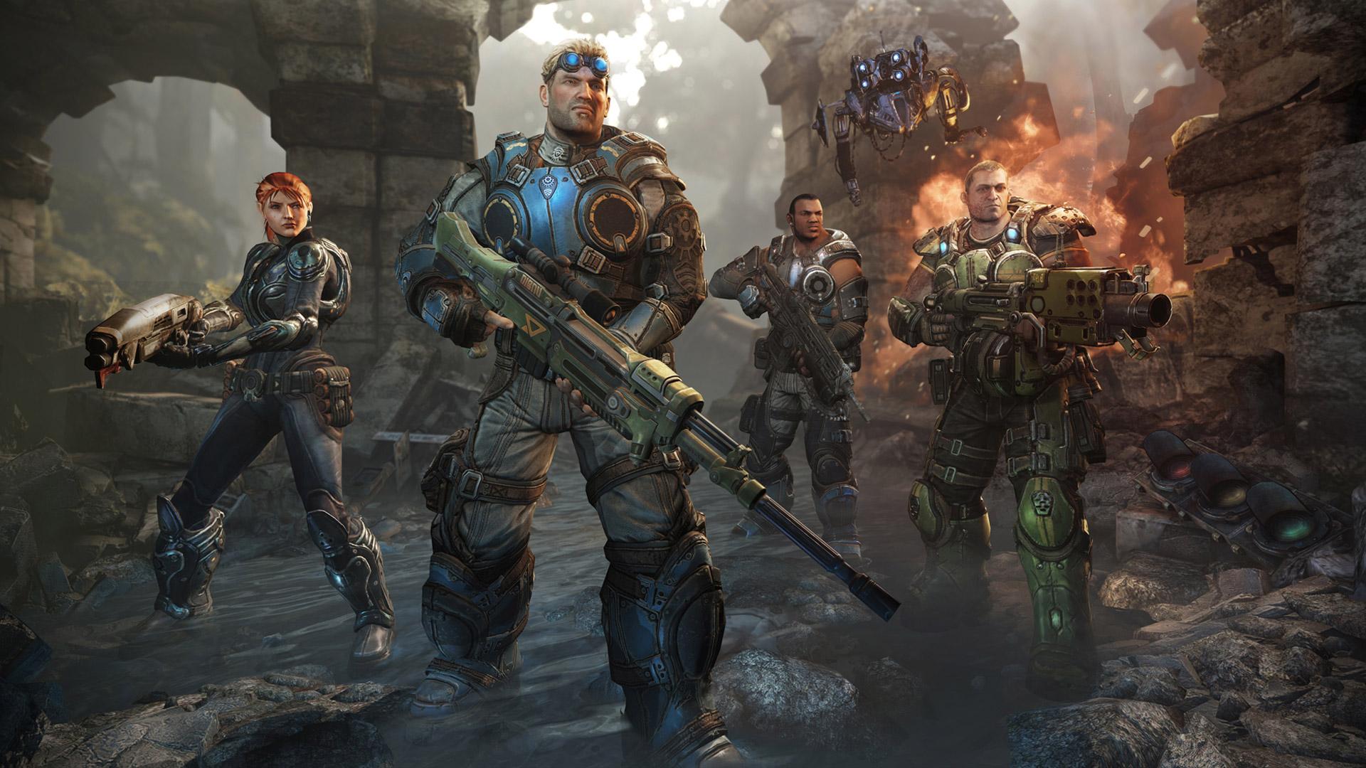 Gears of War Judgement wallpaper 10
