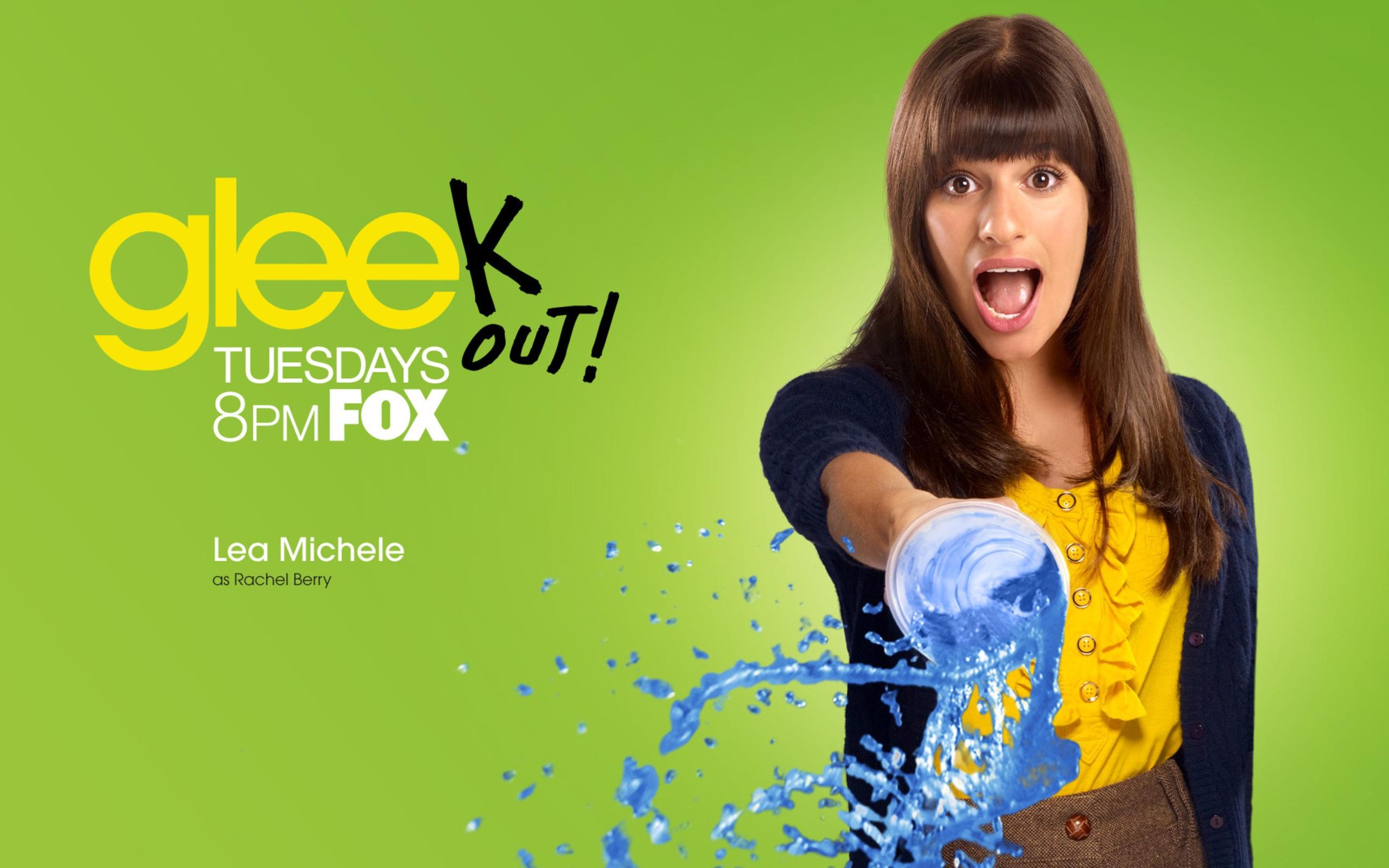 Glee wallpaper 14