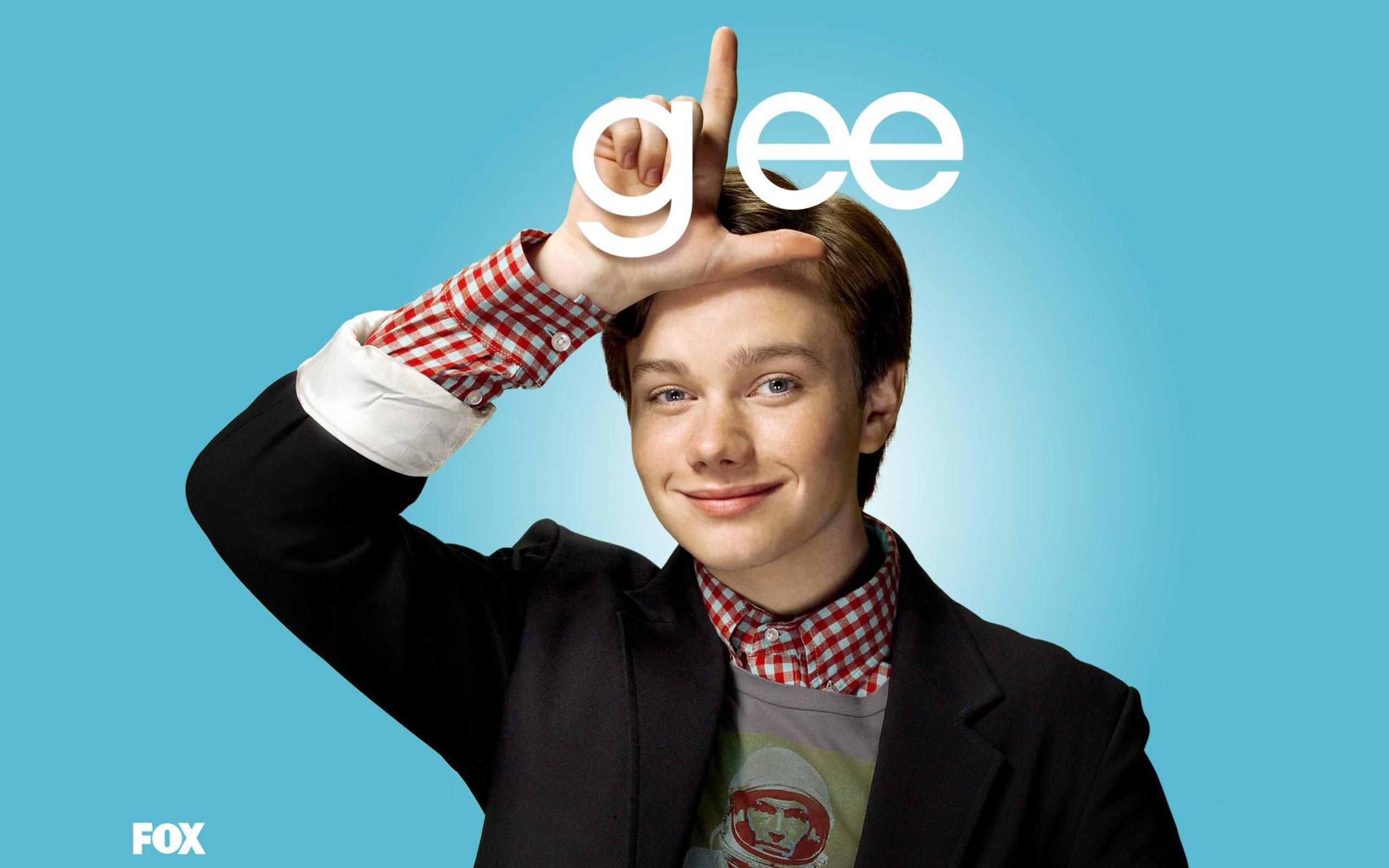 Glee wallpaper 4