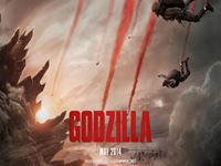 Godzilla 2014 wallpaper 1