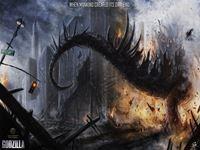 Godzilla 2014 wallpaper 4