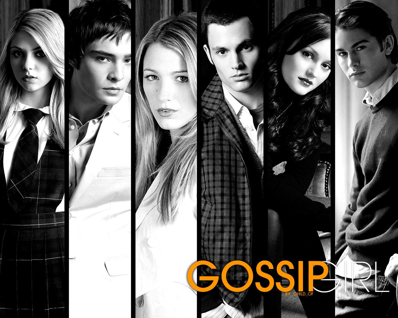 Gossip Girl wallpaper 4