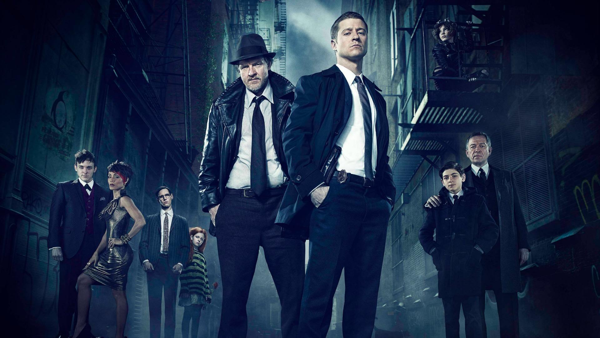 Gotham wallpaper 5