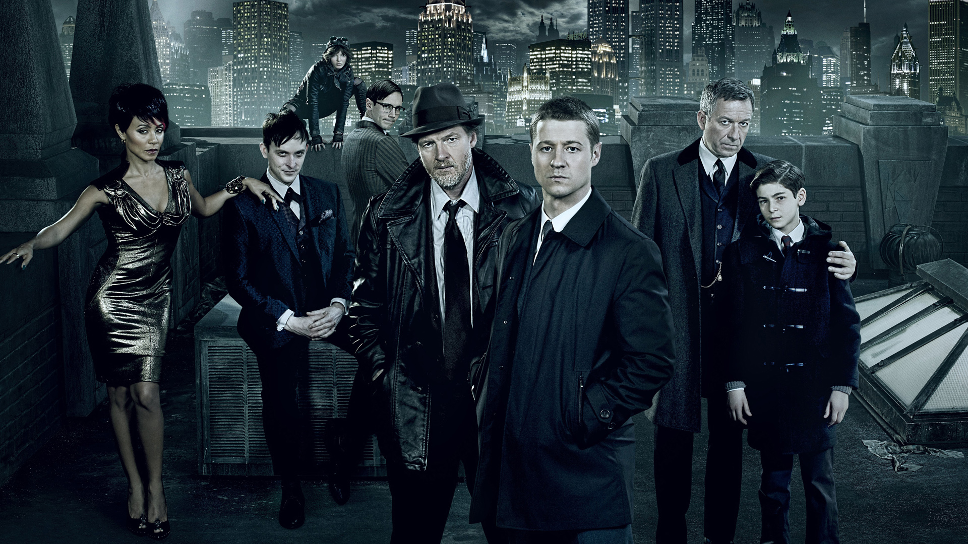Gotham wallpaper 6
