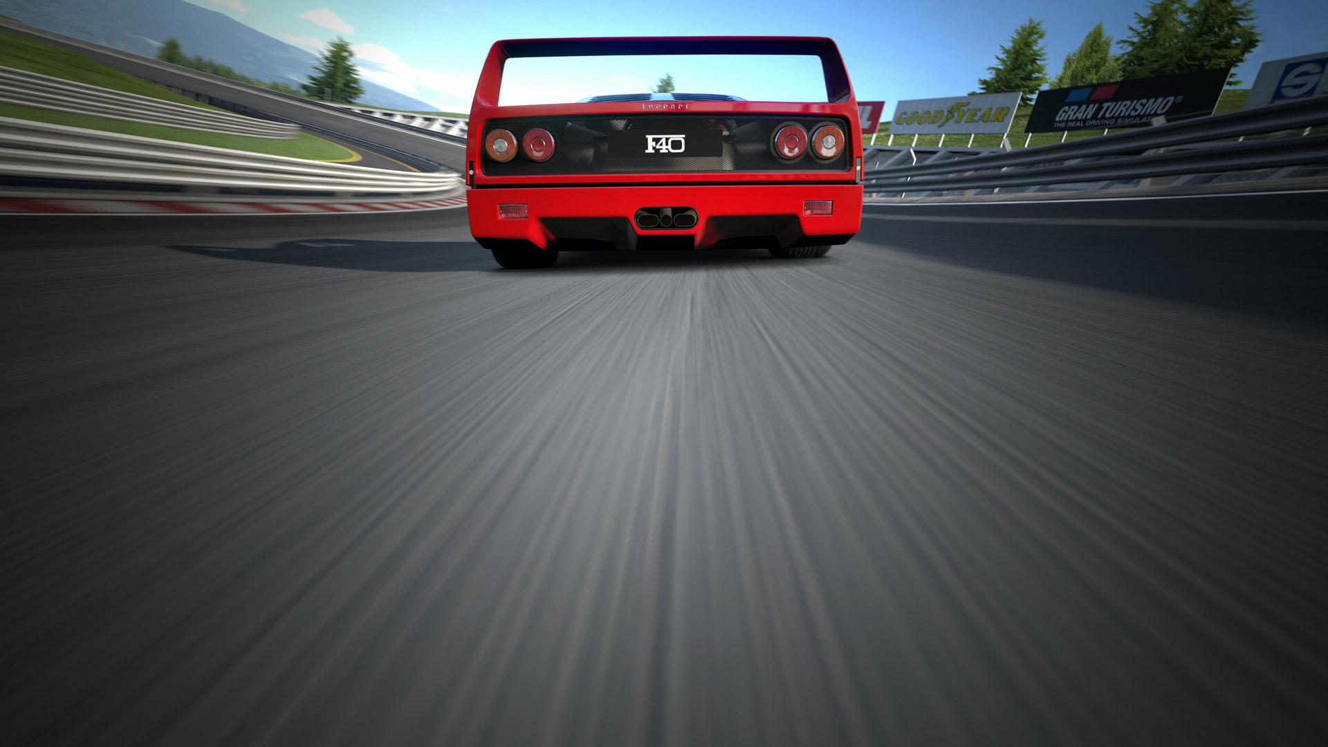 Gran Turismo 5 wallpaper 1