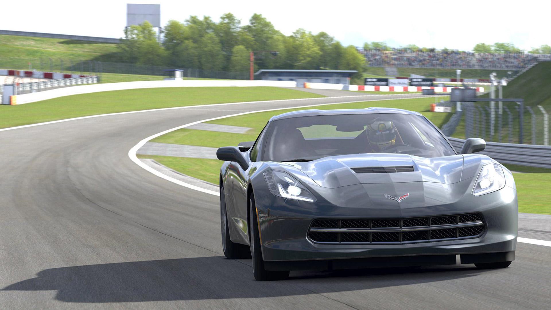Gran Turismo 5 wallpaper 3
