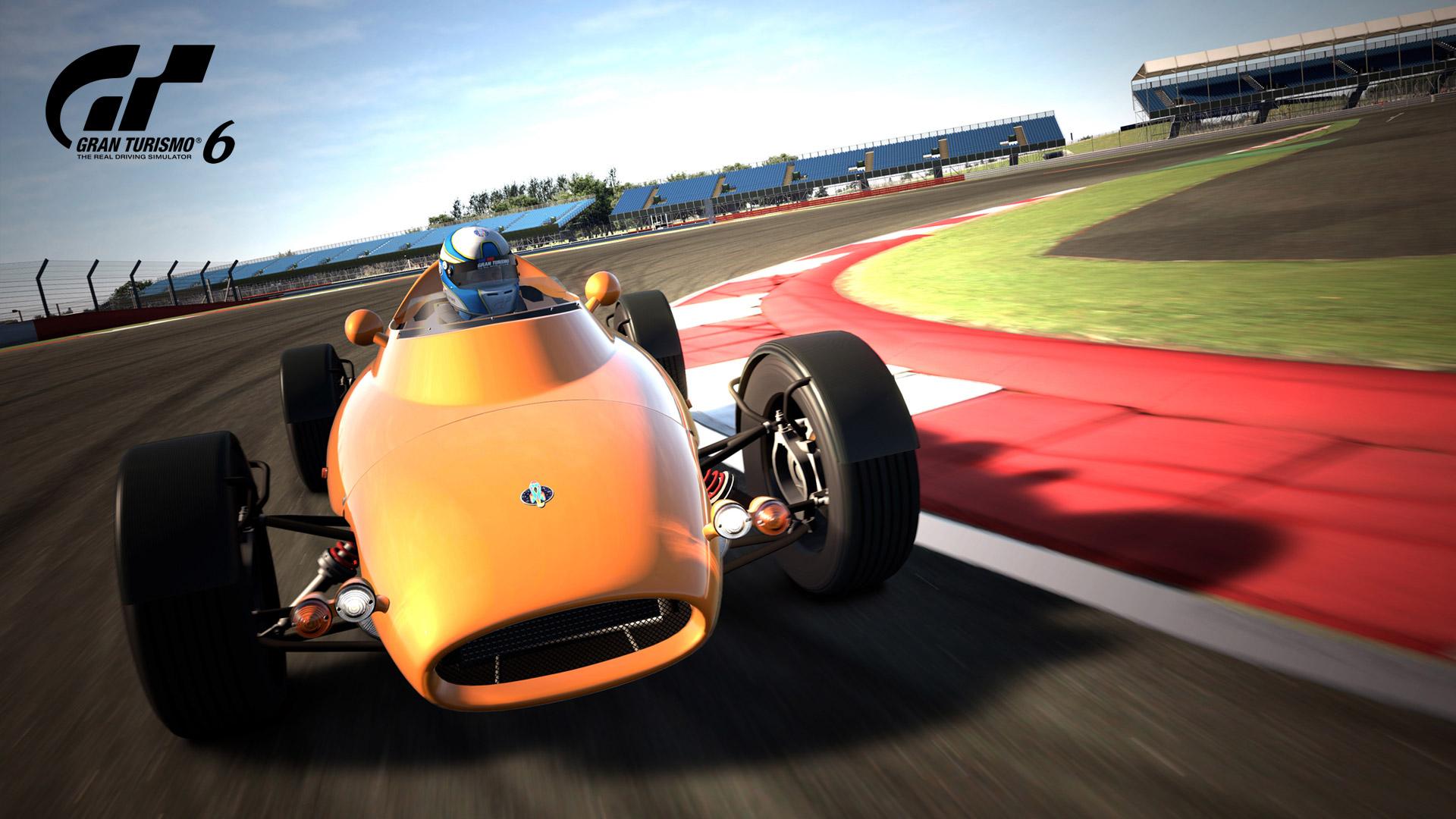 Gran Turismo 6 wallpaper 3