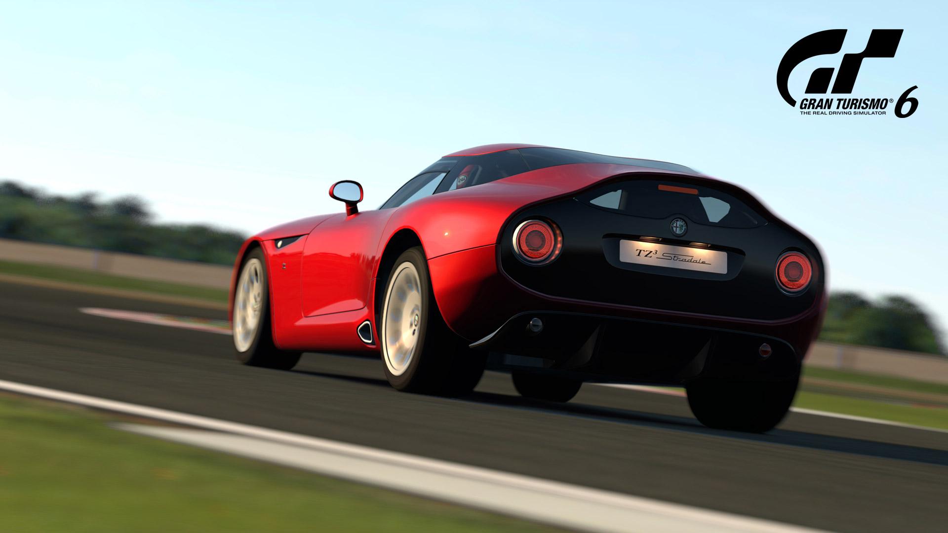 Gran Turismo 6 wallpaper 4