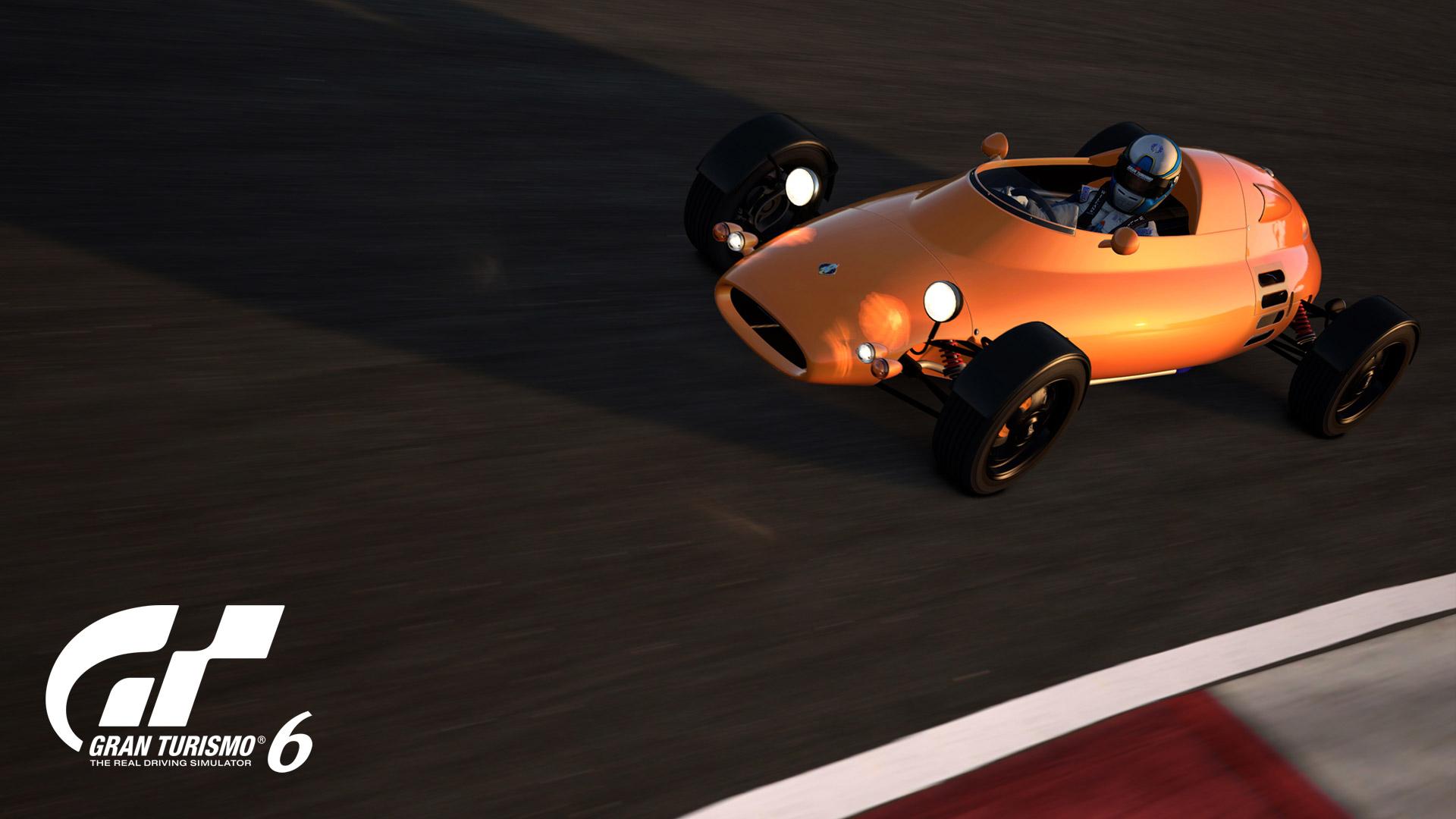 Gran Turismo 6 wallpaper 5