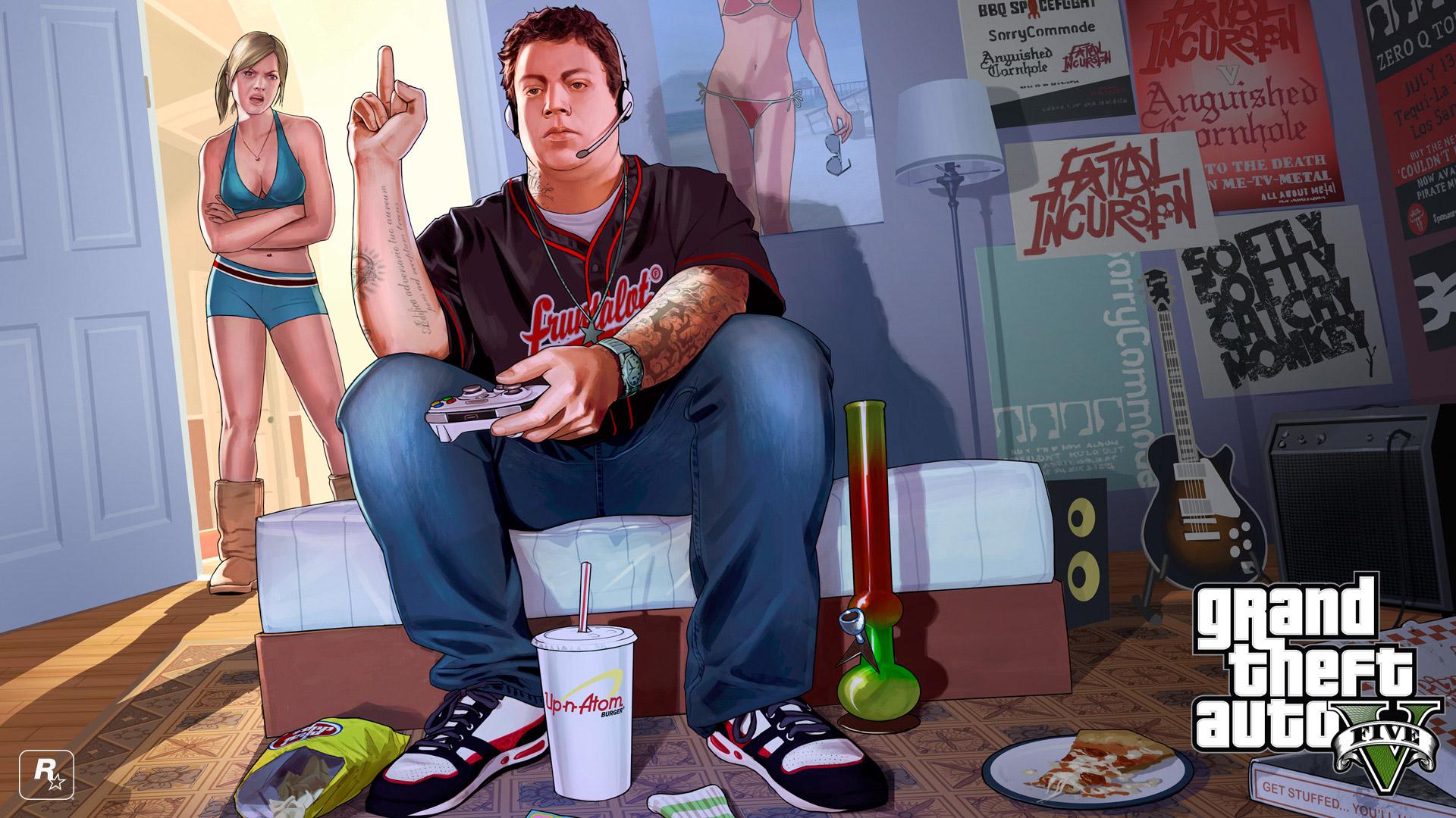 Grand Theft Auto 5 wallpaper 18