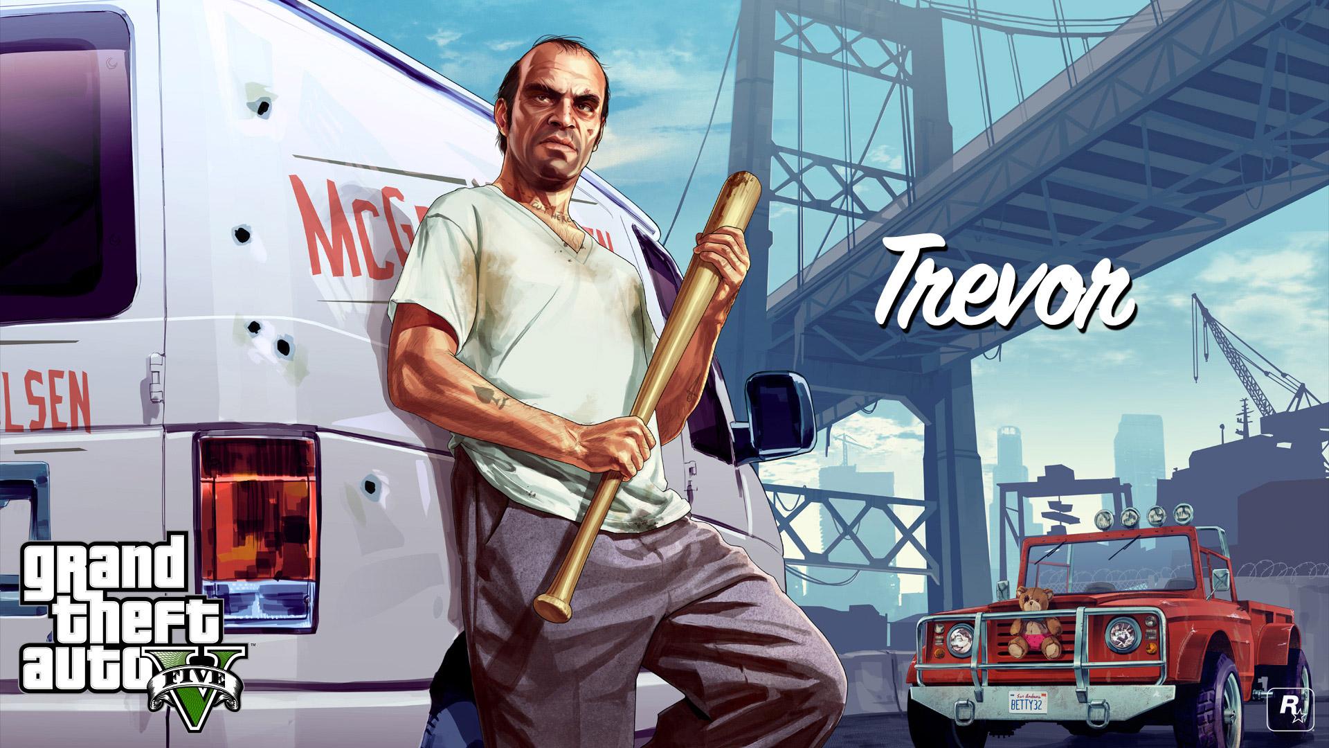 Grand Theft Auto 5 wallpaper 19