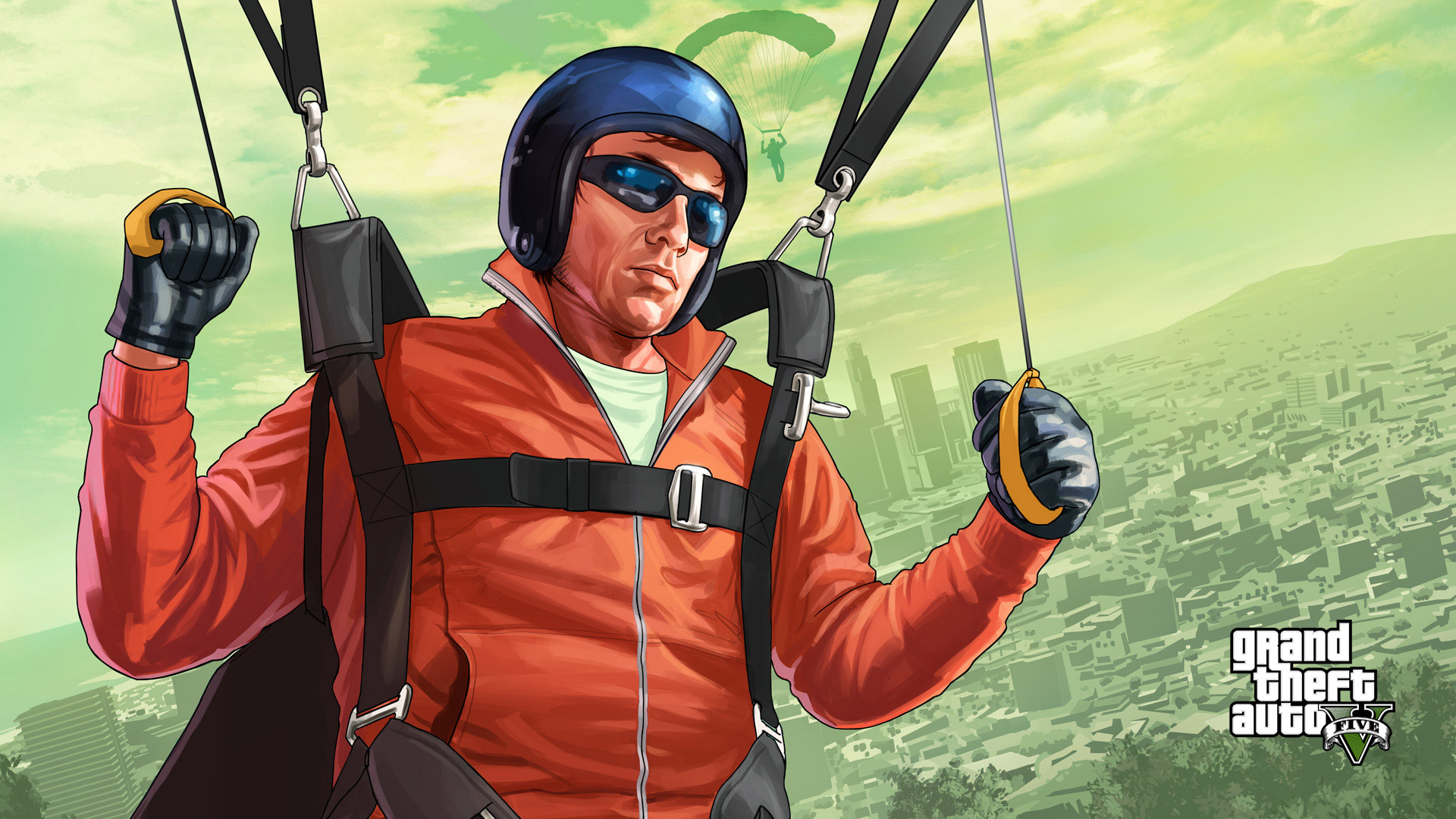 Grand Theft Auto 5 wallpaper 25