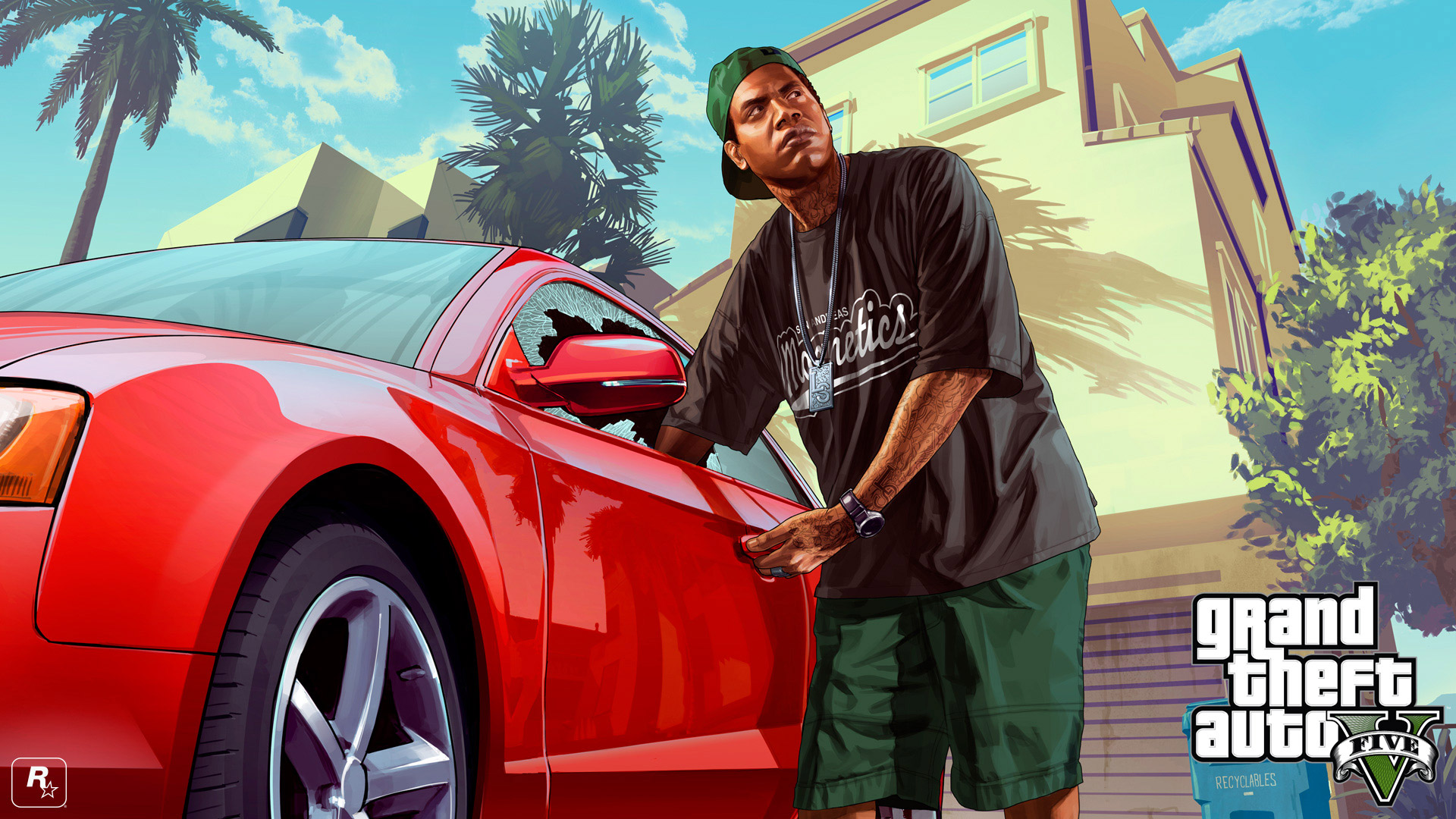 Grand Theft Auto 5 wallpaper 29
