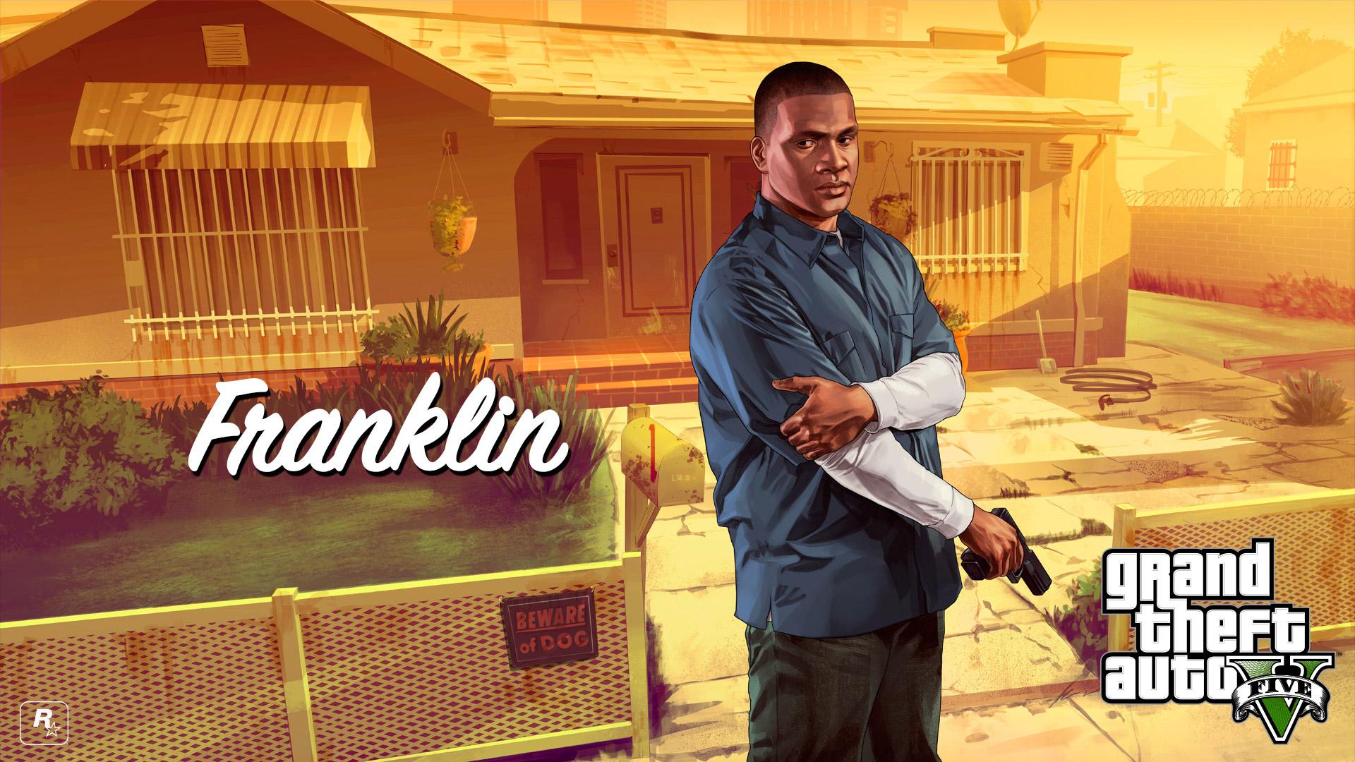 Grand Theft Auto 5 wallpaper 30