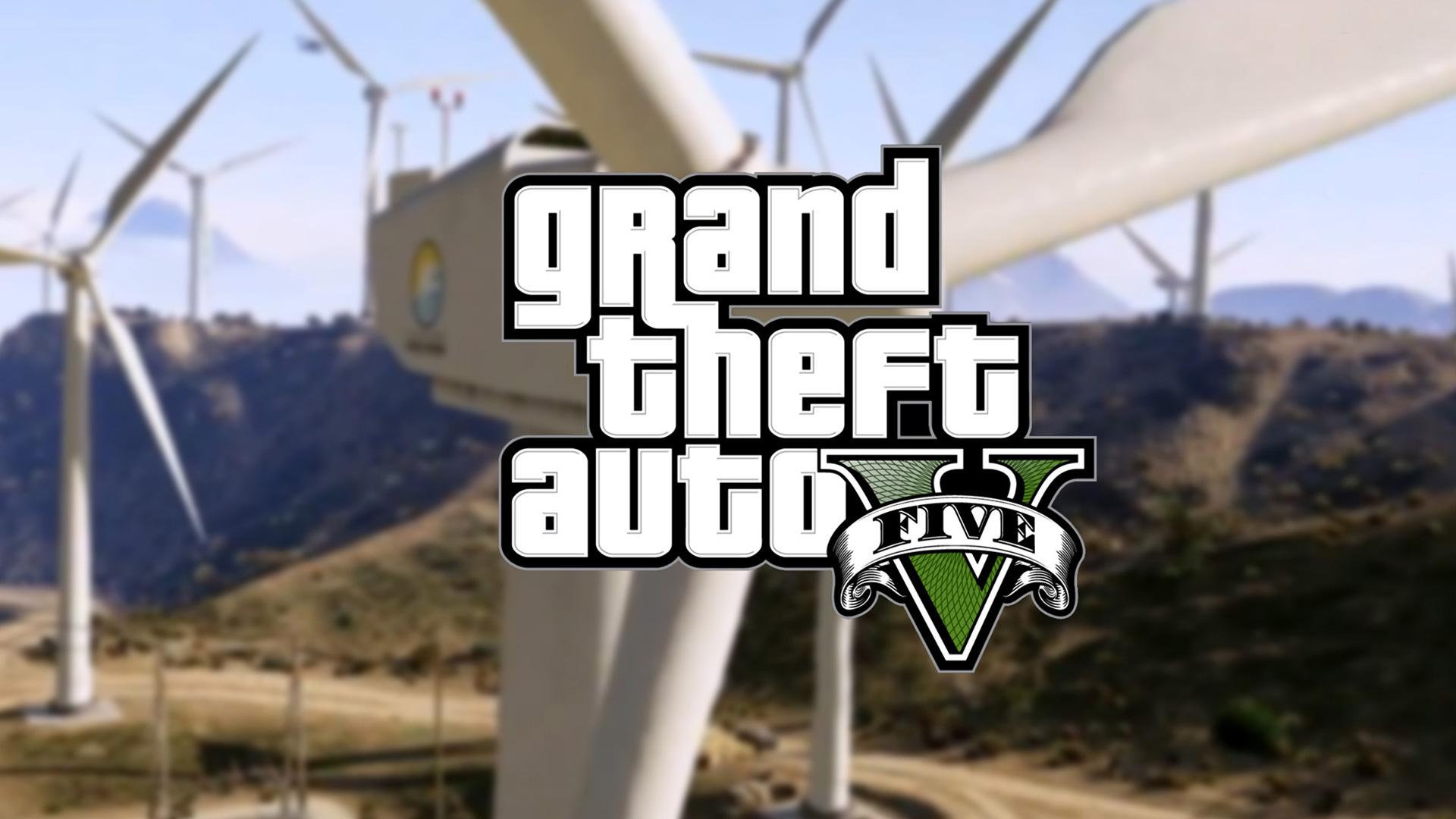 Grand Theft Auto 5 wallpaper 35