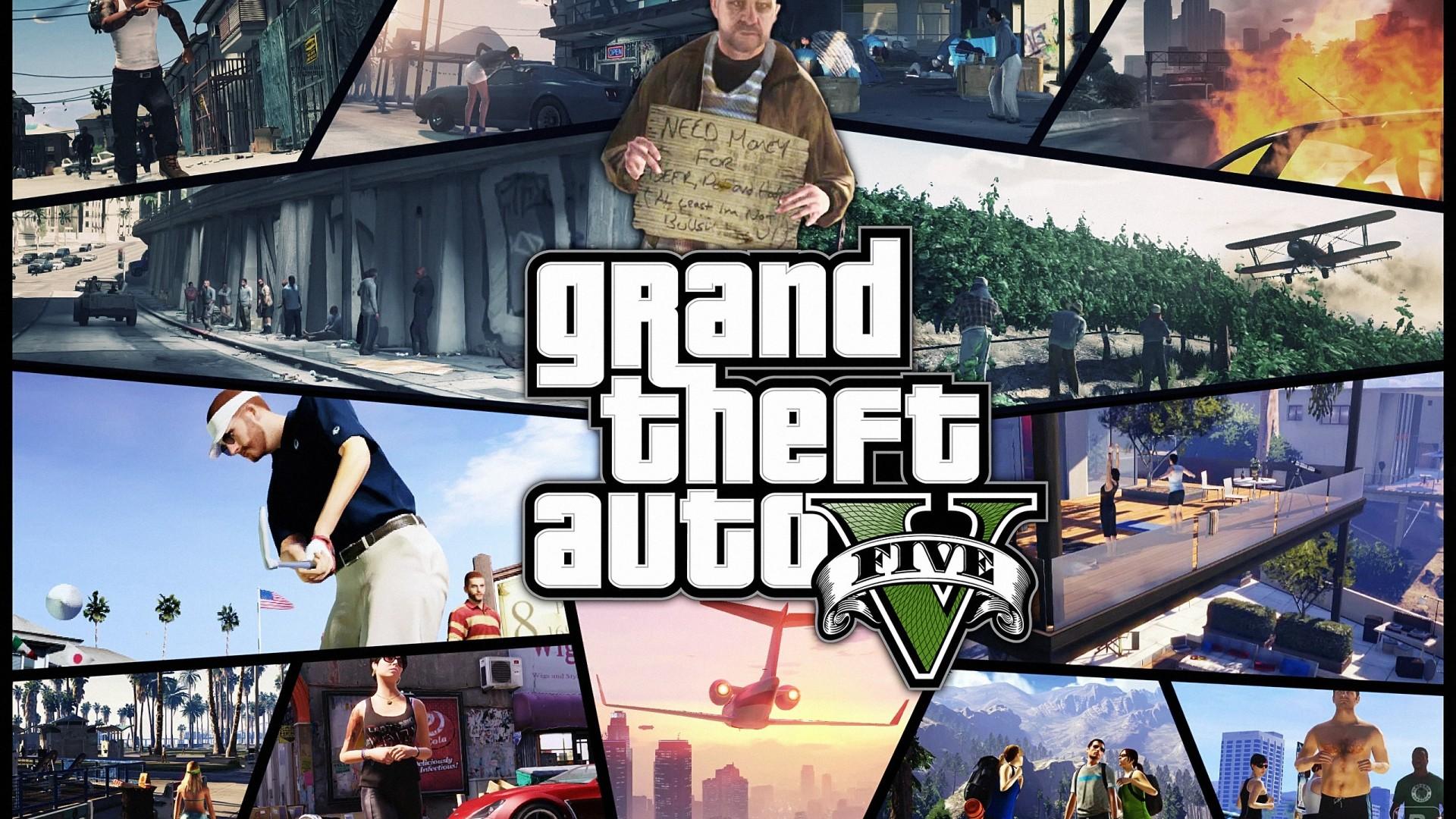 Grand Theft Auto 5 wallpaper 8