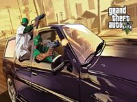 Grand Theft Auto 5 wallpaper 17