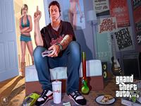 Grand Theft Auto 5 wallpaper 18