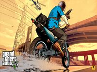 Grand Theft Auto 5 wallpaper 21