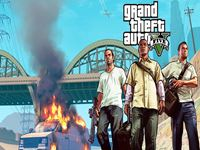 Grand Theft Auto 5 wallpaper 24