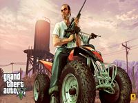 Grand Theft Auto 5 wallpaper 33