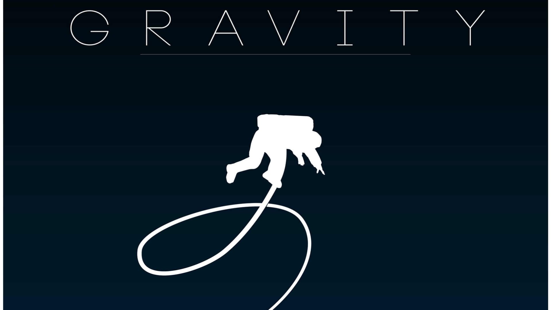 Gravity Movie wallpaper 3