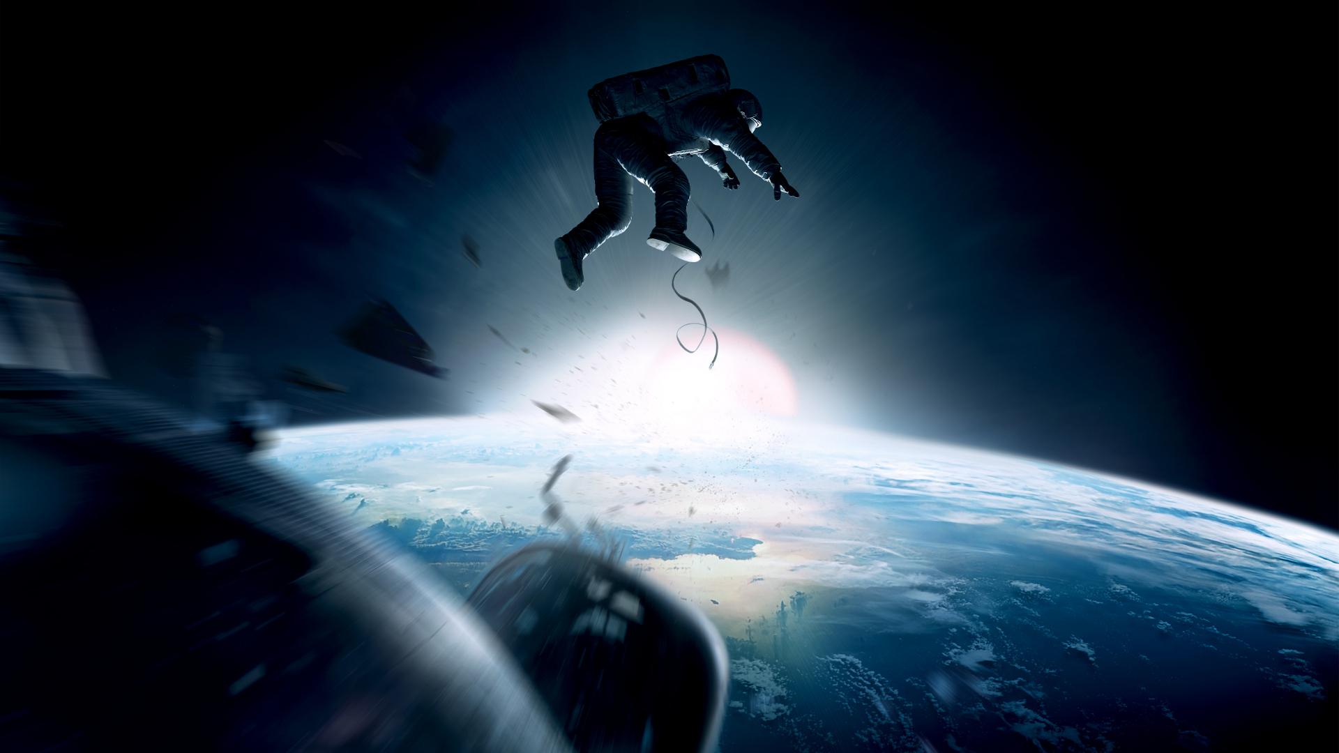 Gravity Movie wallpaper 4