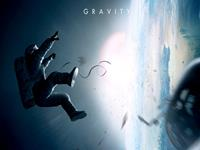 Gravity Movie wallpaper 1