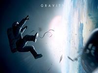 Gravity Movie wallpaper 1