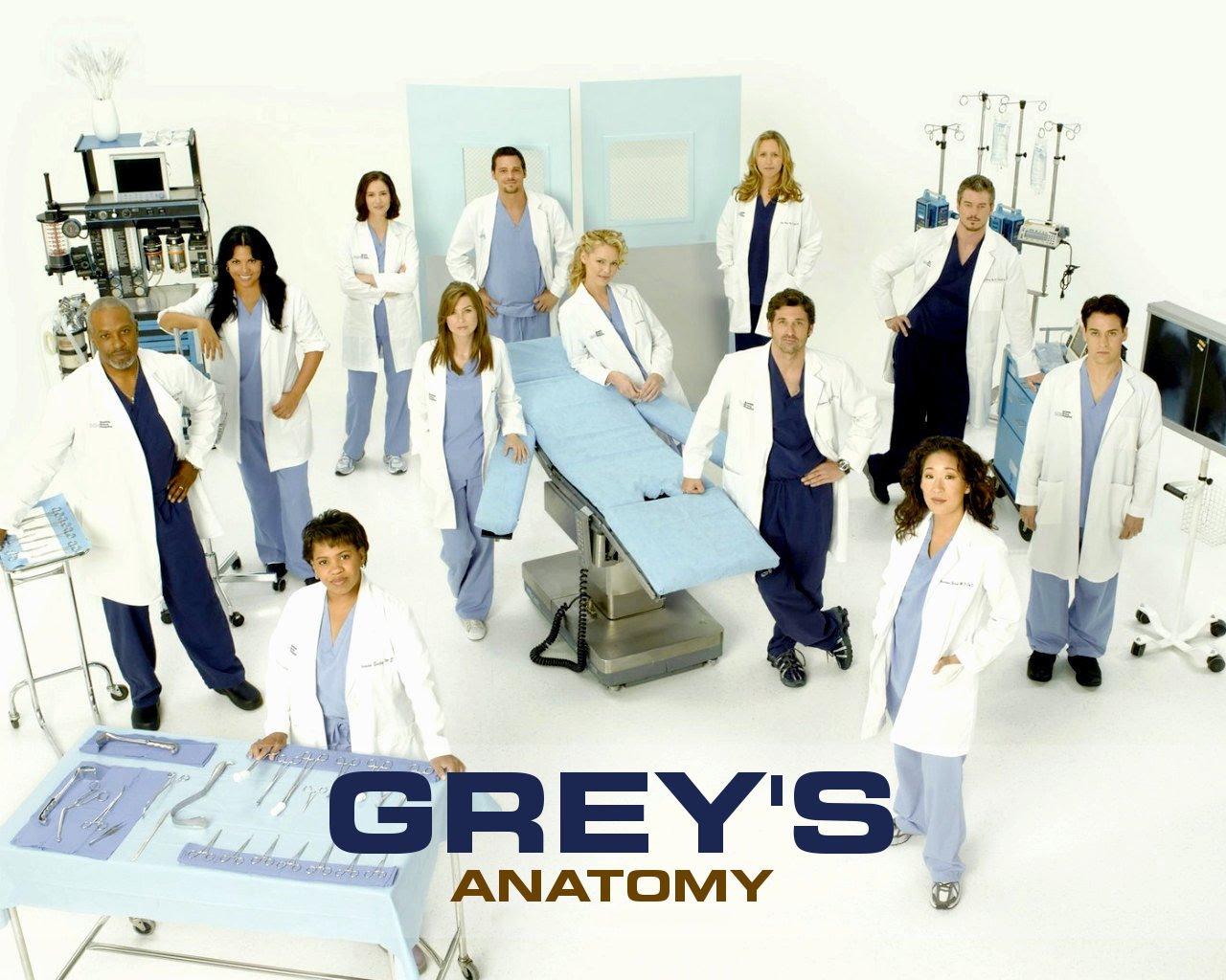 Greys Anatomy wallpaper 14