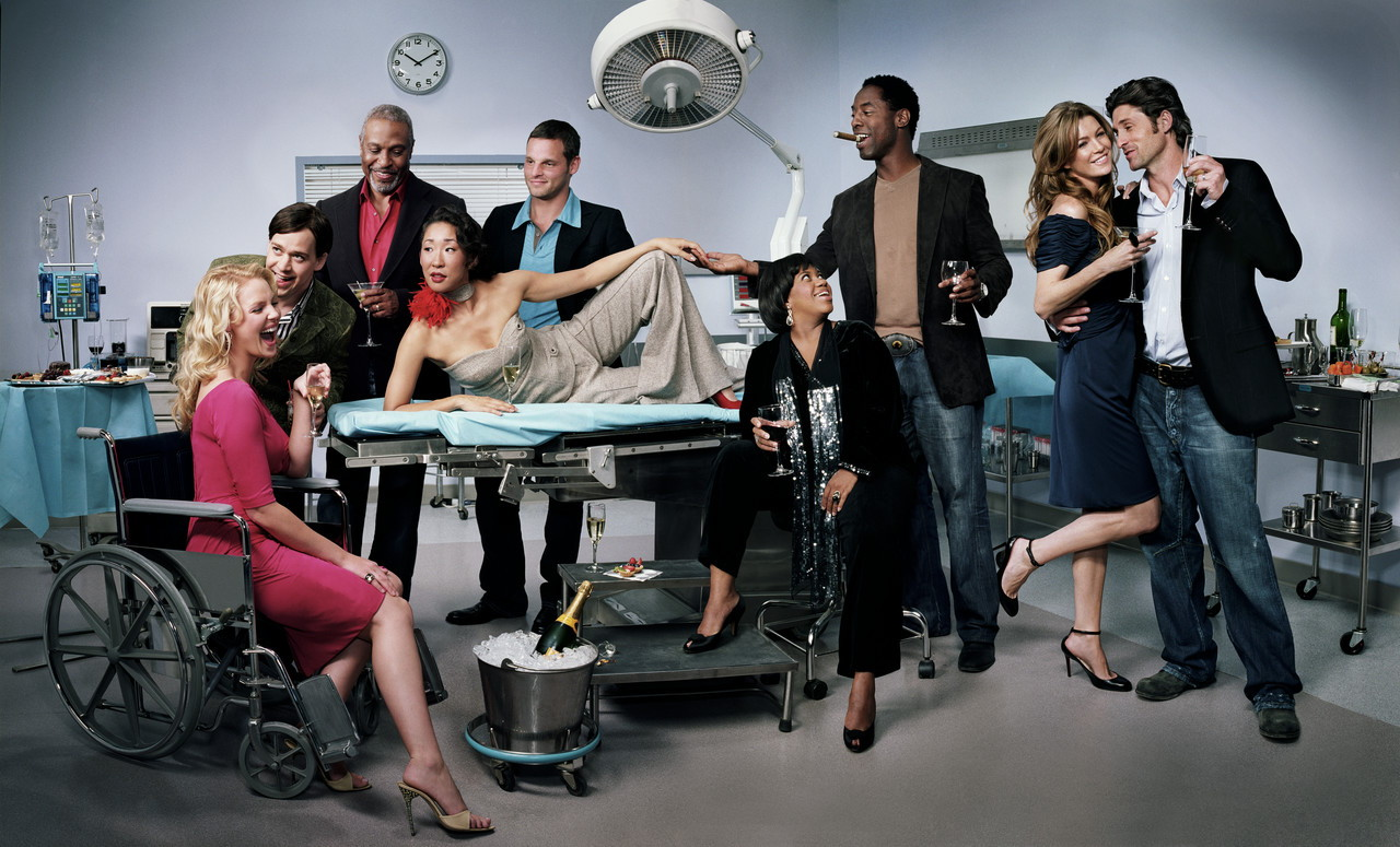 Greys Anatomy wallpaper 7