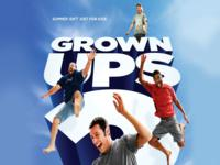 Grown Ups 2 wallpaper 1