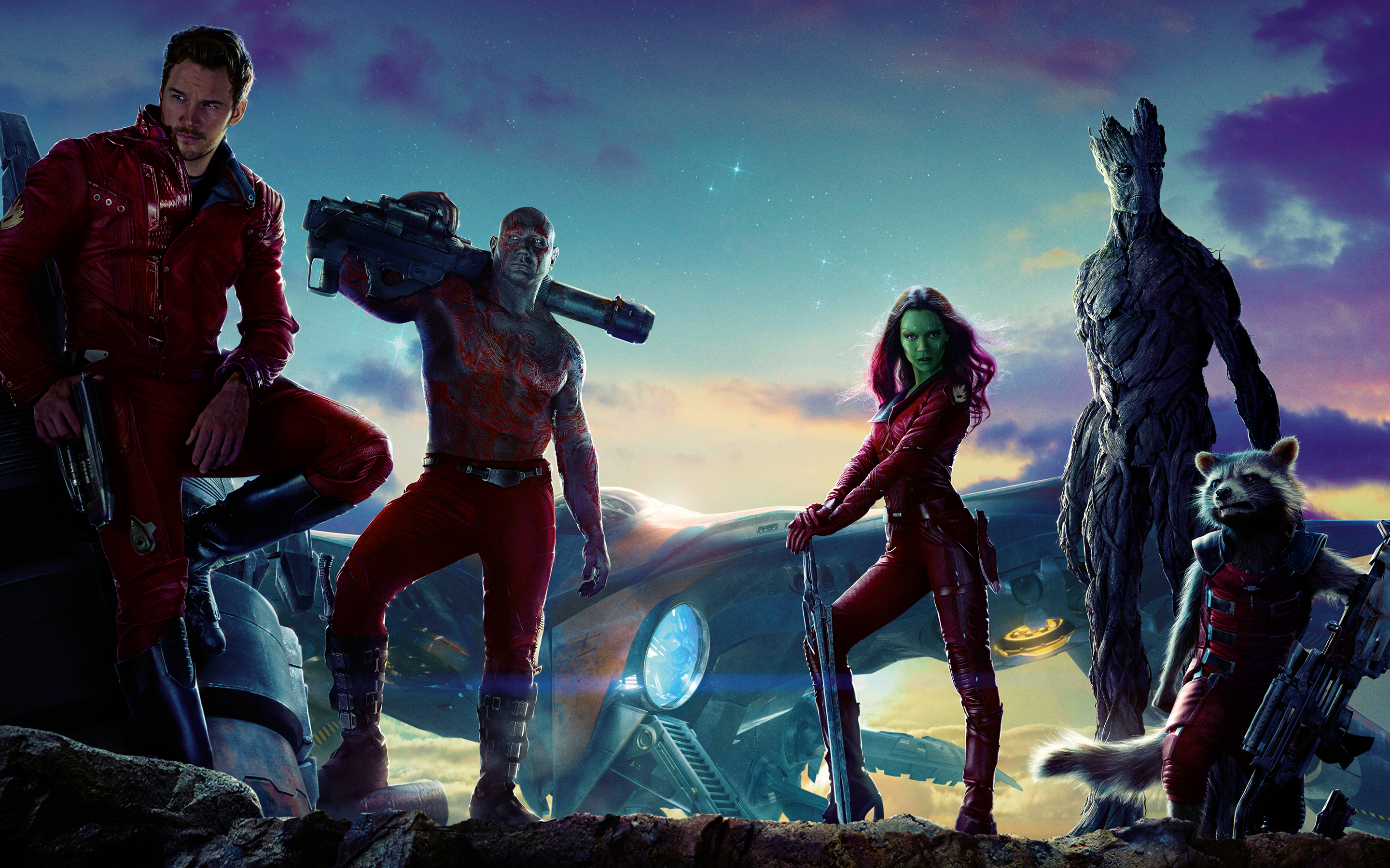 Guardians of the Galaxy wallpaper 1