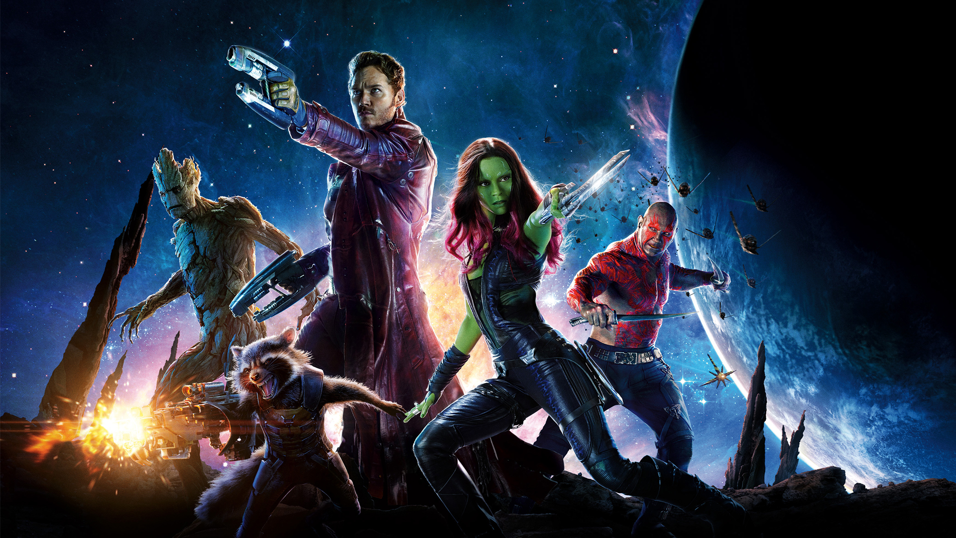 Guardians of the Galaxy wallpaper 2