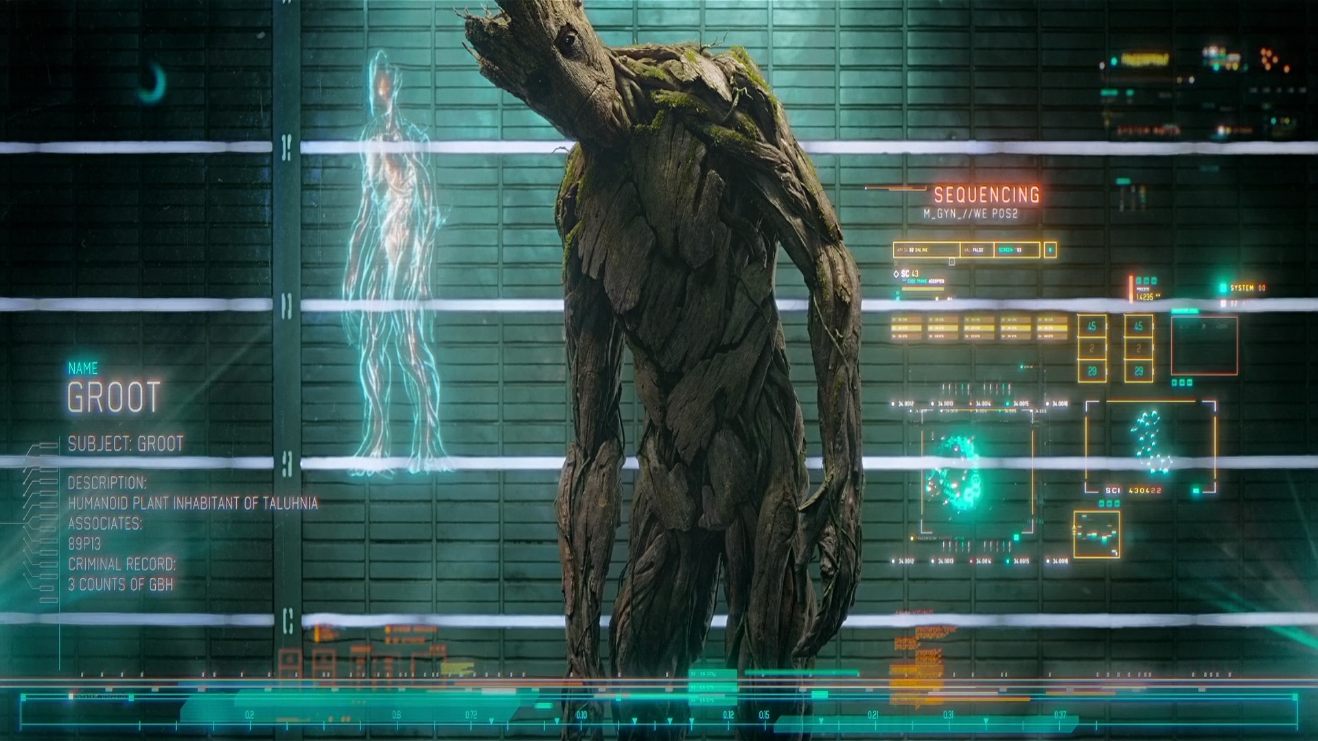 Guardians of the Galaxy wallpaper 6