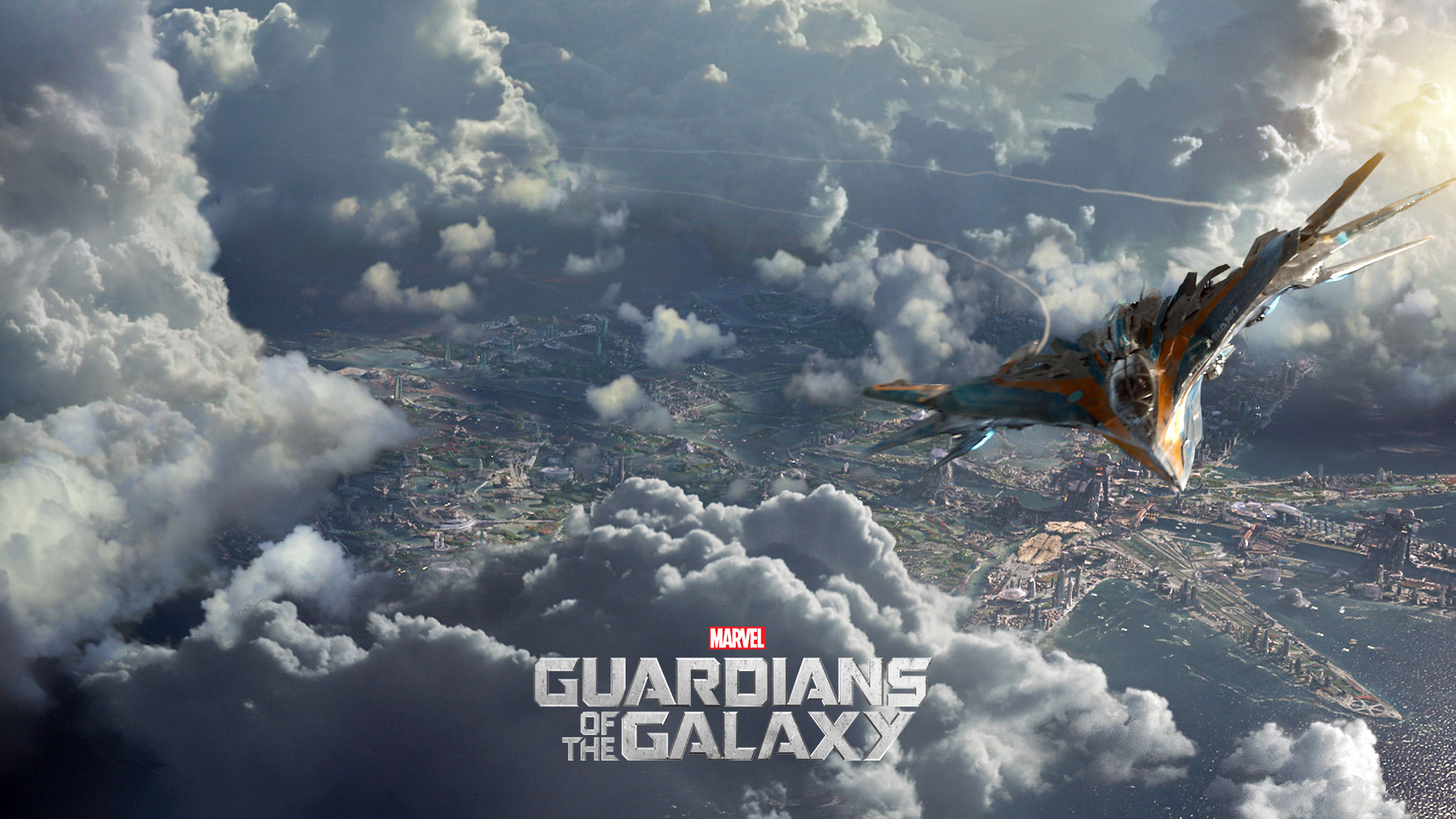 Guardians of the Galaxy wallpaper 7