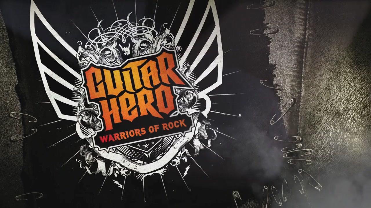 Guitar Hero Warriors of Rock wallpaper 2