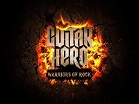 Guitar Hero Warriors of Rock wallpaper 1
