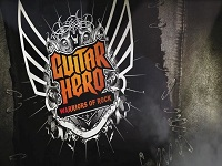 Guitar Hero Warriors of Rock wallpaper 2