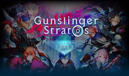 Gunslinger Stratos wallpaper 1
