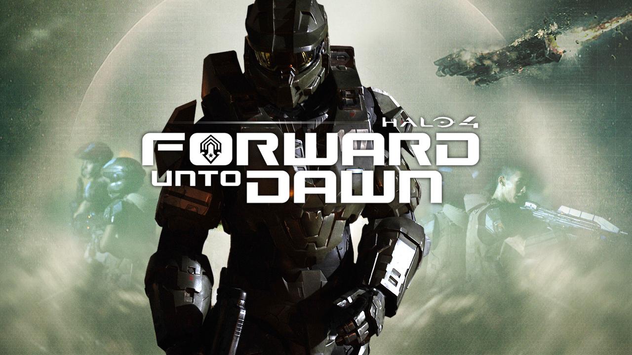 Halo 4 Forward Unto Dawn Wallpaper 1