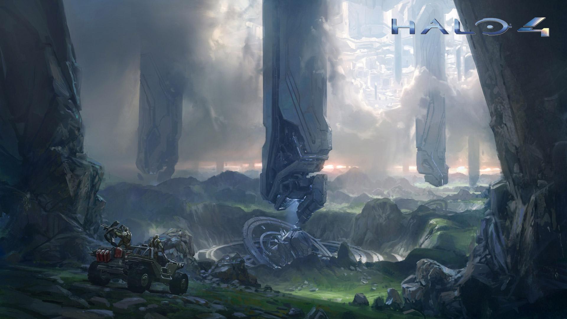 Halo 4 wallpaper 49