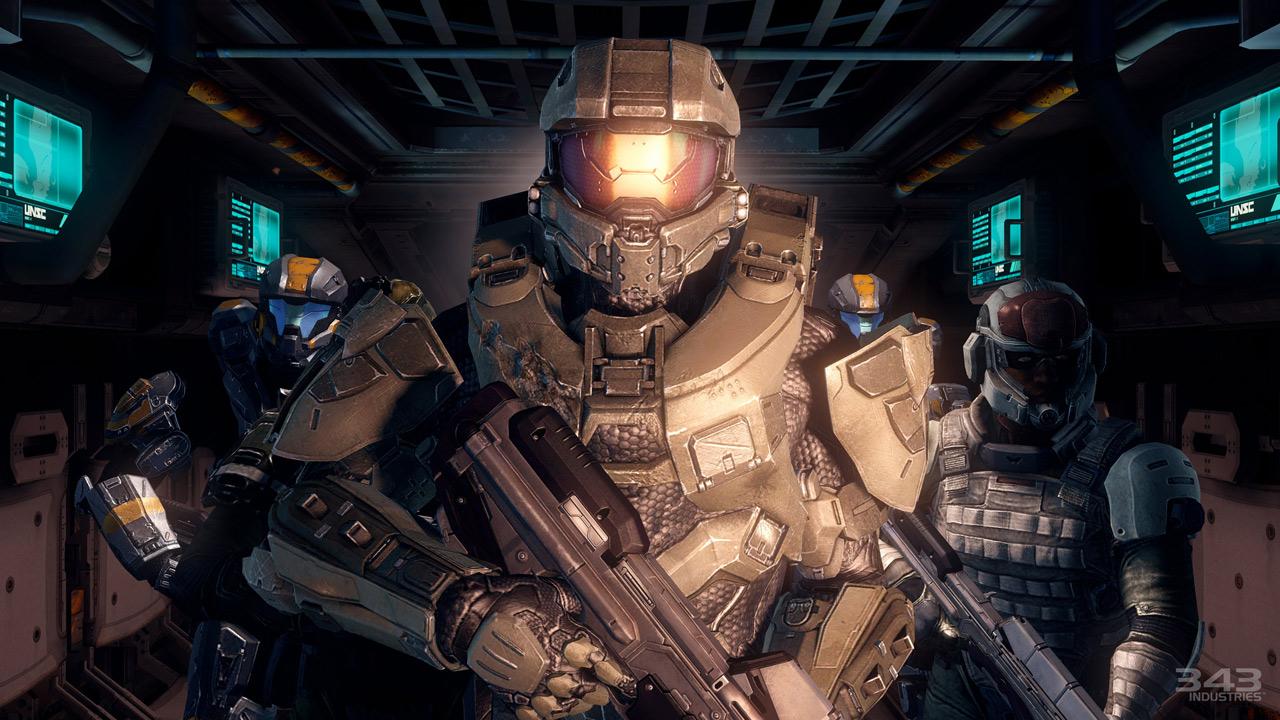 Halo 4 wallpaper 6