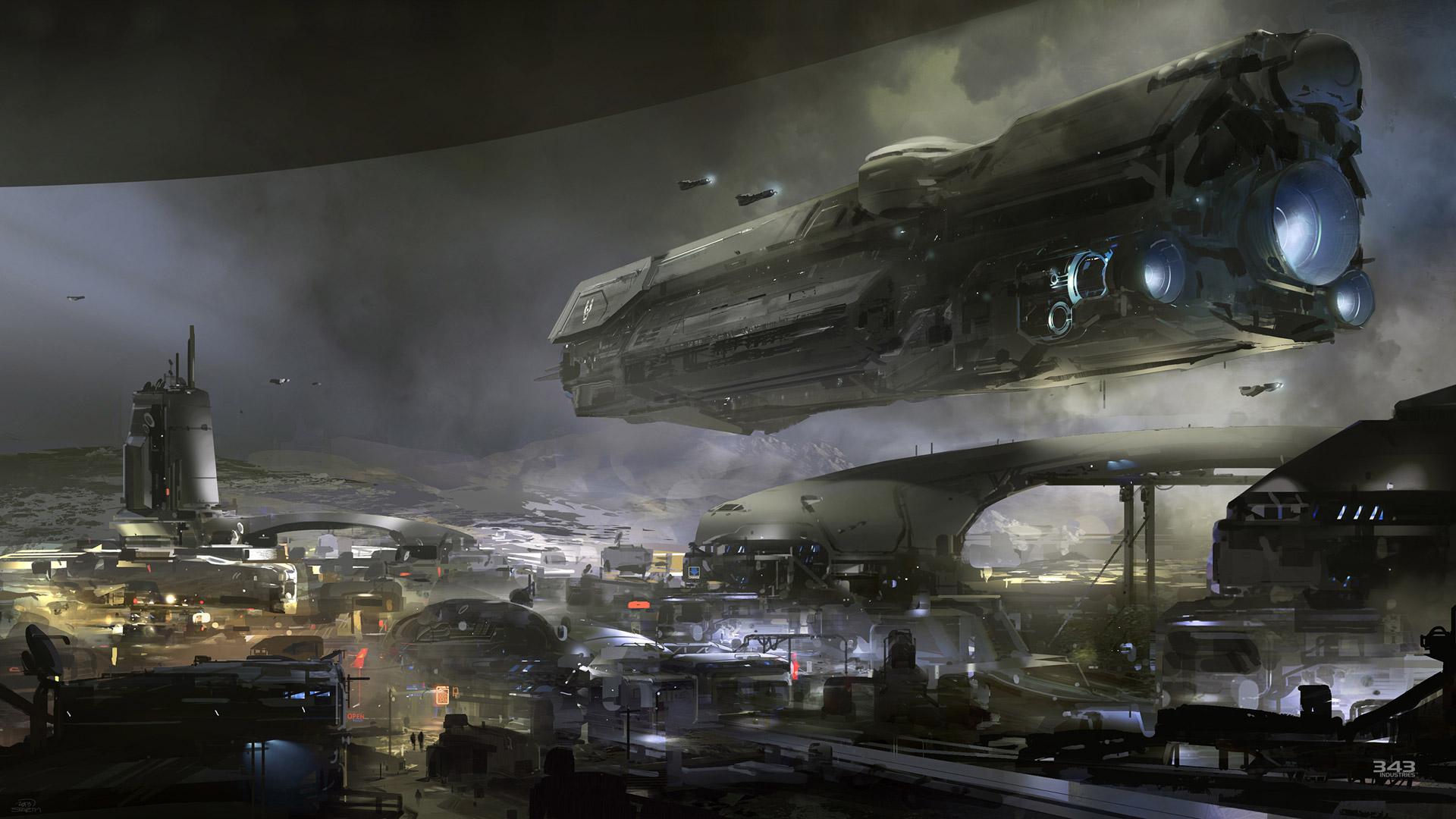 Halo Xbox One wallpaper 5