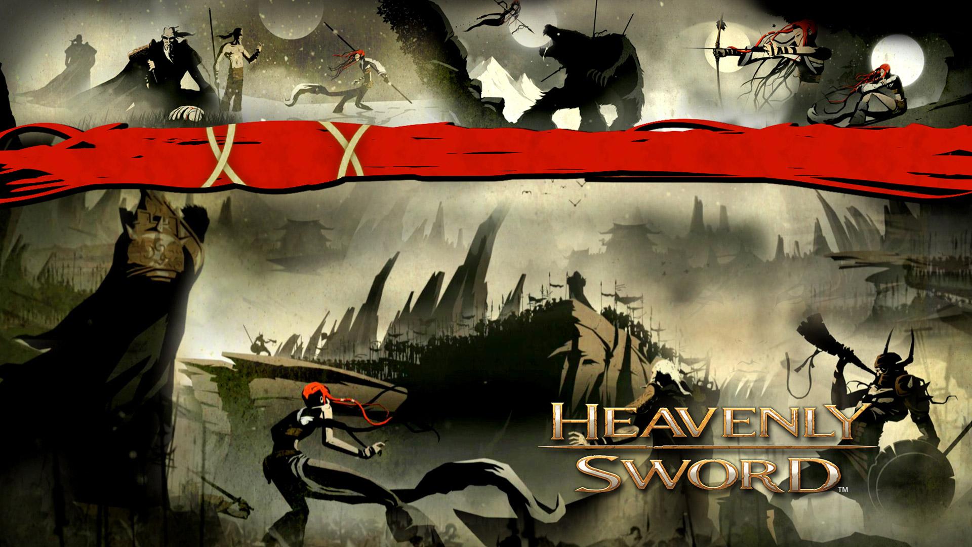 Heavenly Sword wallpaper 1