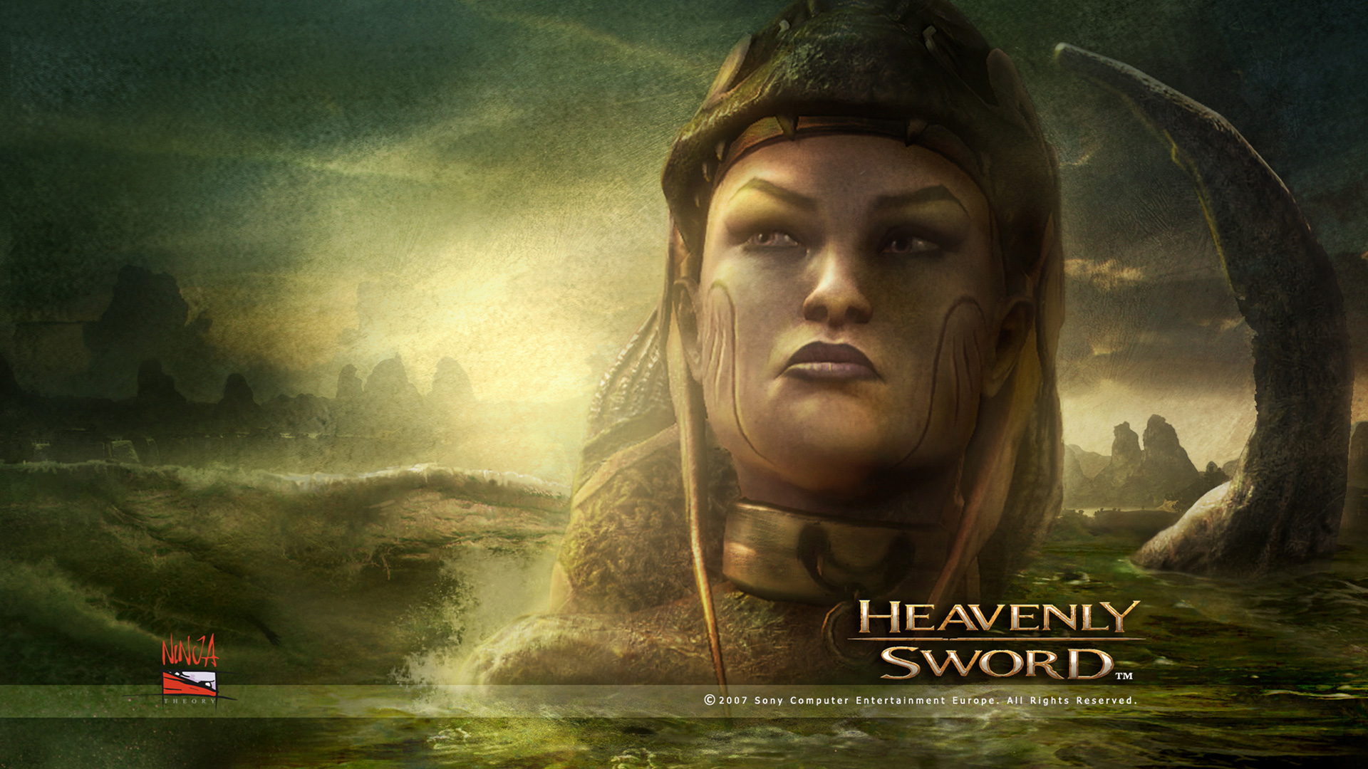 Heavenly Sword wallpaper 2