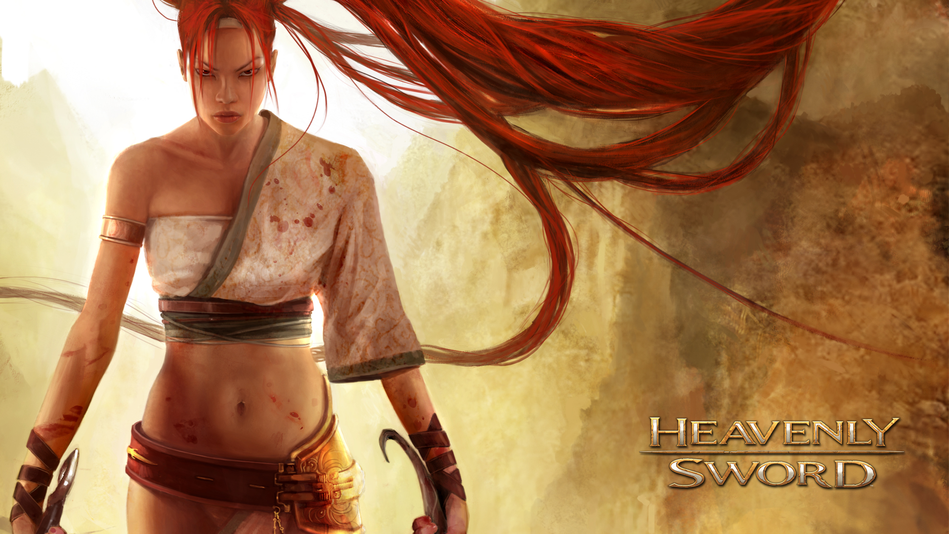 Heavenly Sword wallpaper 7