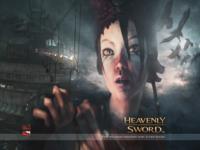 Heavenly Sword wallpaper 3