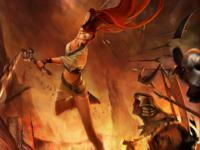 Heavenly Sword wallpaper 8